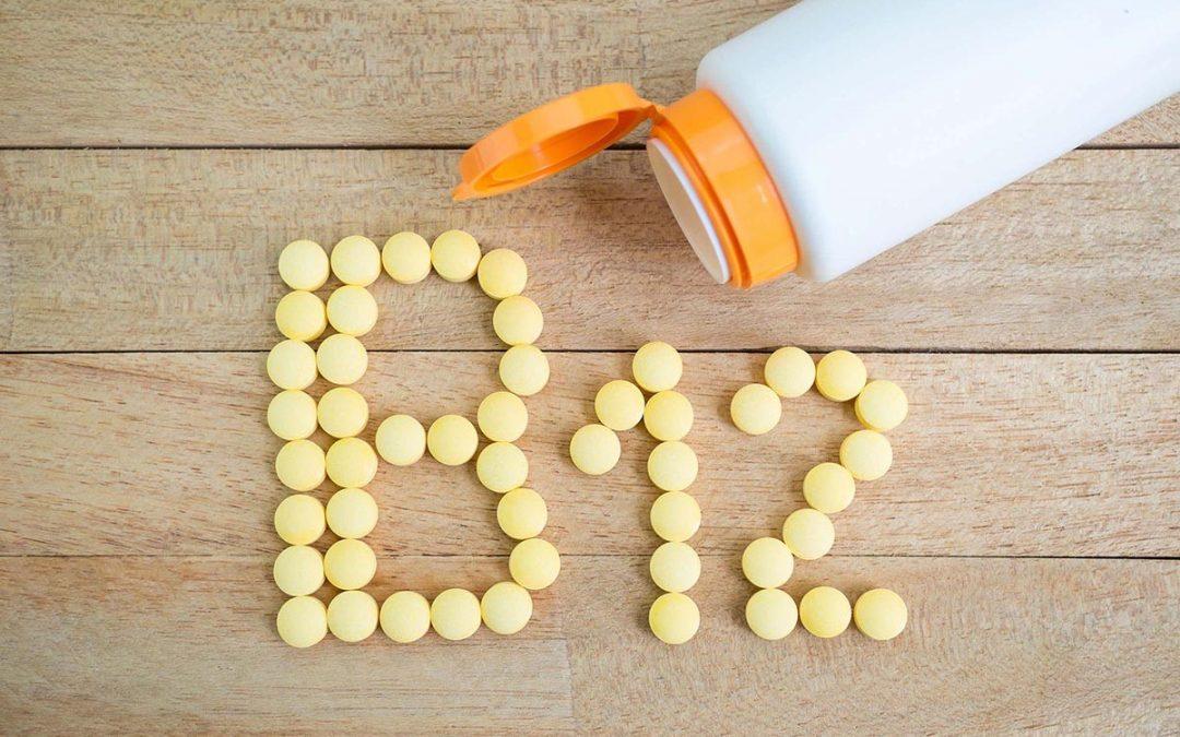 Vitamine b12 carence