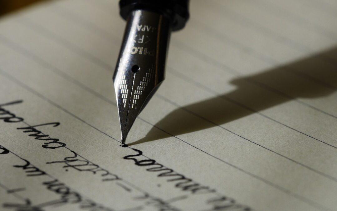 Graphothérapeute : Changez votre écriture pour réécrire votre personnalité !