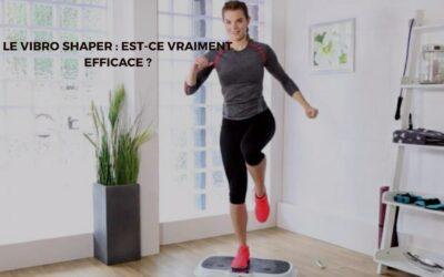 Perdre du poids sans efforts physiques avec Le Vibro Shaper
