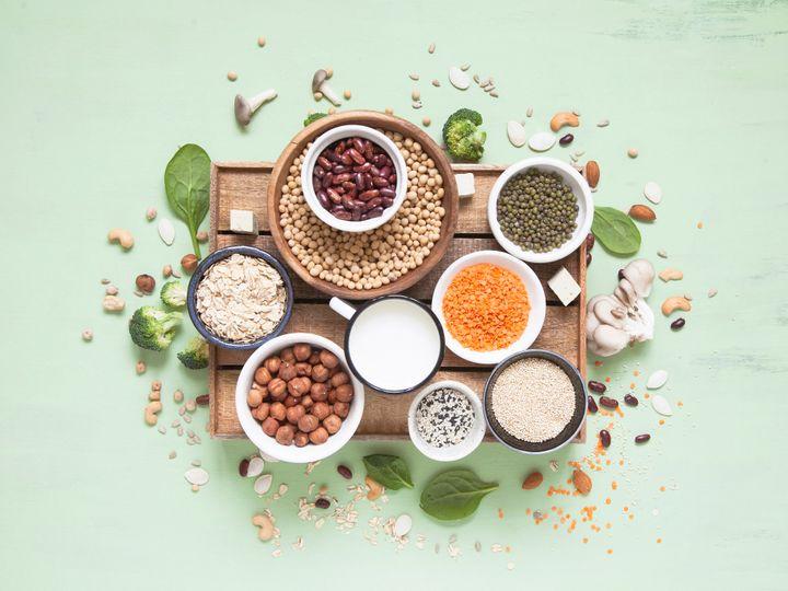 protéine végétales