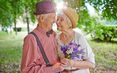 Tomber amoureux après 60 ans: pourquoi c'est bon pour la santé?