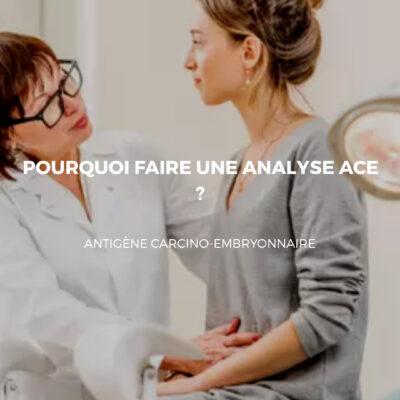 L'analyse ACE: Une aide au diagnostic de certaines maladies graves