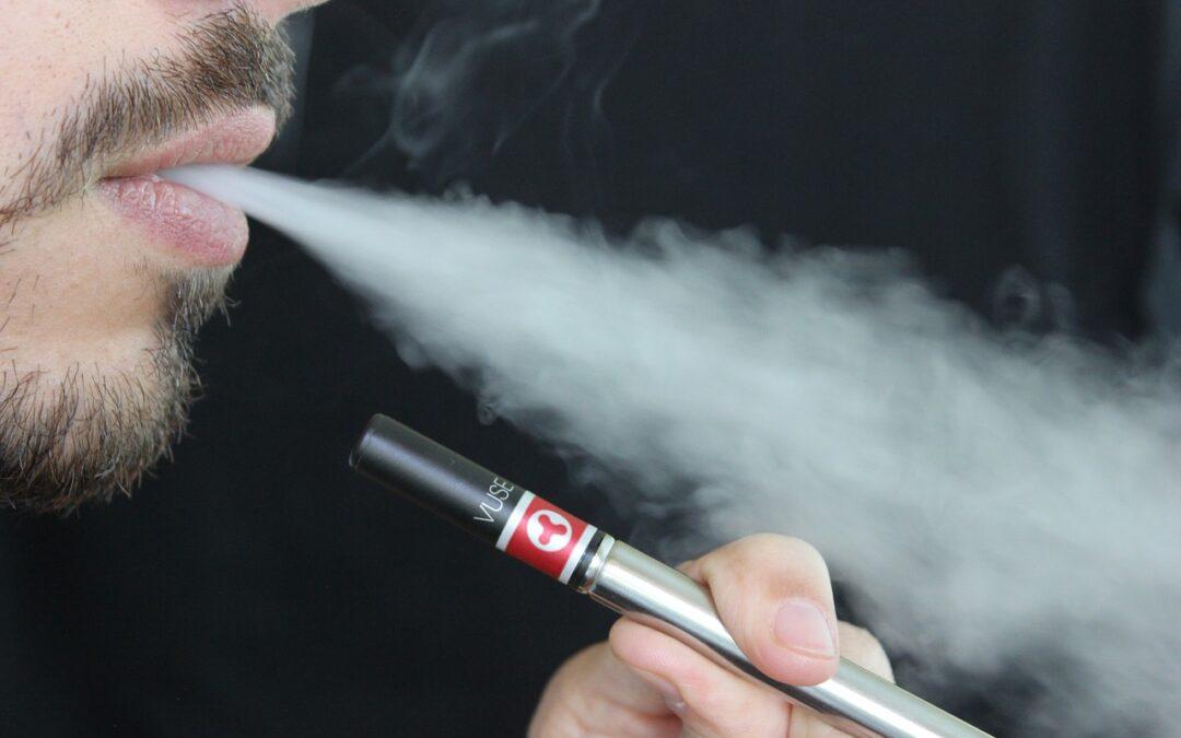 Sevrage tabagique: l'e-cigarette plus efficace que les patchs?