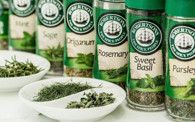 Herbes aromatiques : un cocktail de vitamines et minéraux