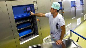 Stérilisation gamma et bêta